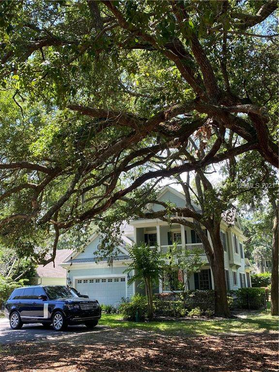 15 Crosstree Drive, Hilton Head Island, SC 29926 (MLS #415443) :: Hilton Head Real Estate Partners