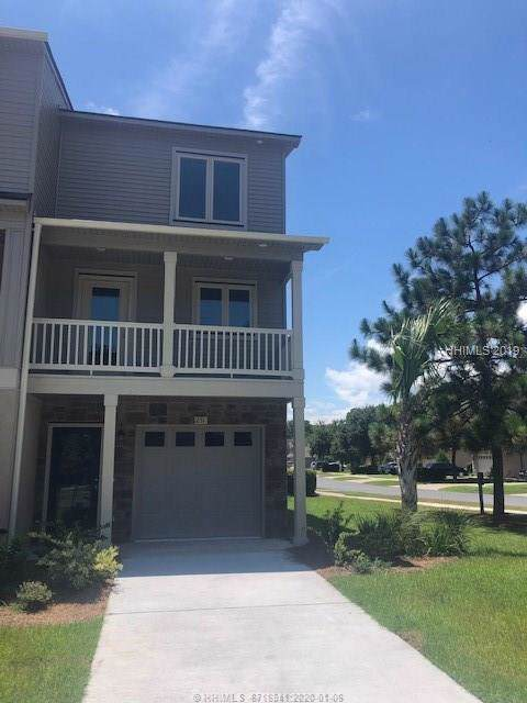 231 Ceasar Place, Hilton Head Island, SC 29926 (MLS #385946) :: The Coastal Living Team