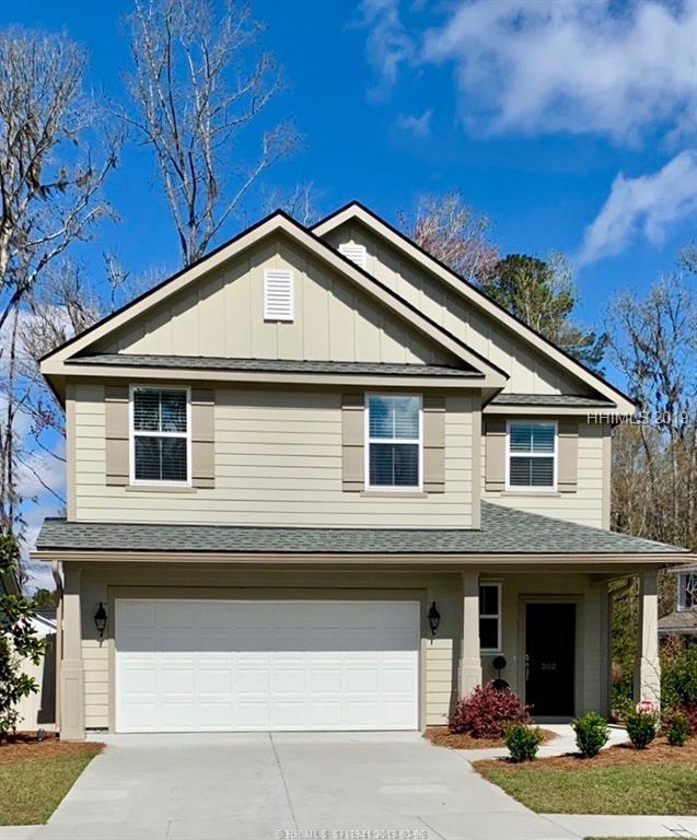 202 Mulberry Grove Lane, Bluffton, SC 29910 (MLS #390176) :: The Alliance Group Realty