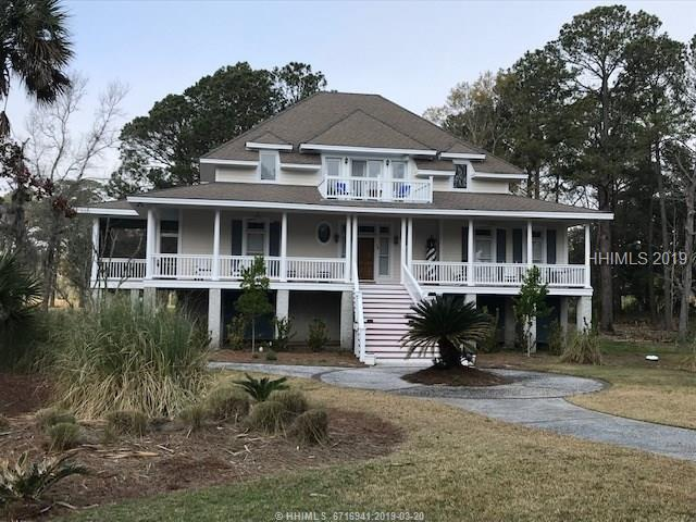 30 Fuskie Lane, Daufuskie Island, SC 29915 (MLS #391724) :: Collins Group Realty