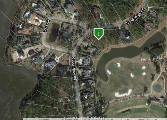 150 Good Hope Road, Okatie, SC 29909 (MLS #400629) :: RE/MAX Island Realty