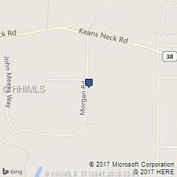 283 Morgan Road, Seabrook, SC 29940 (MLS #264115) :: Beth Drake REALTOR®