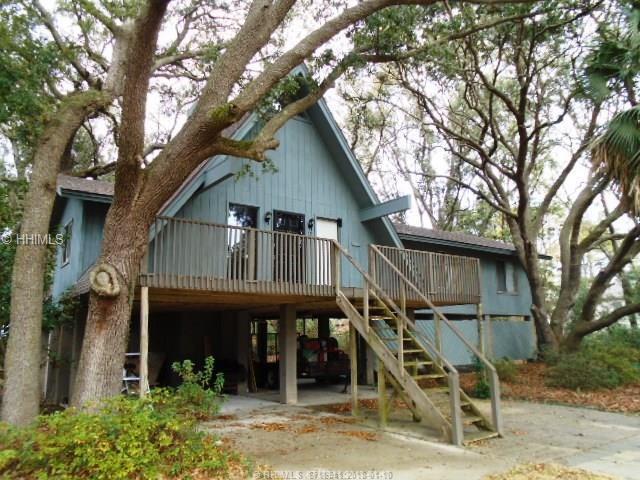 15 Moonshell Road N, Hilton Head Island, SC 29928 (MLS #341848) :: RE/MAX Coastal Realty