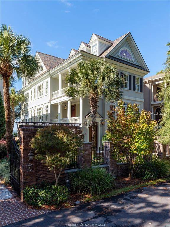 7 Reef Club, Hilton Head Island, SC 29926 (MLS #398639) :: Beth Drake REALTOR®