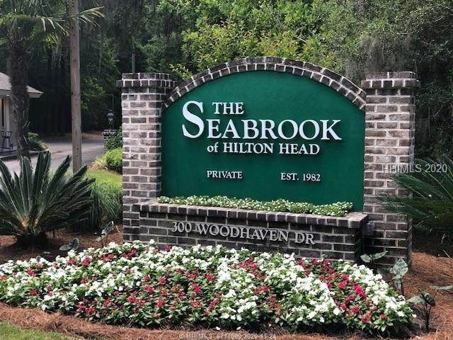300 Woodhaven Drive #1203, Hilton Head Island, SC 29928 (MLS #402784) :: The Alliance Group Realty