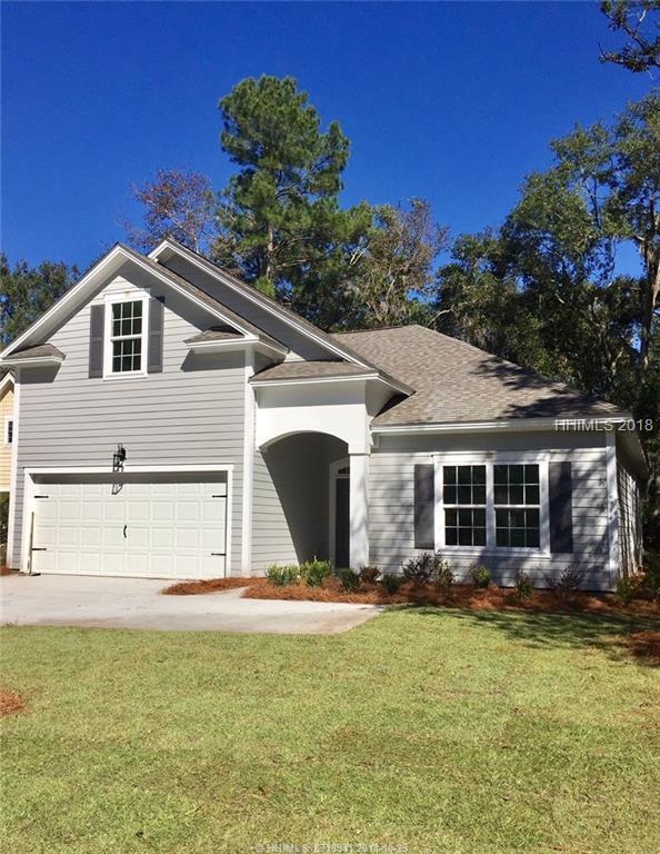 296 Club Gate, Bluffton, SC 29910 (MLS #381464) :: Southern Lifestyle Properties