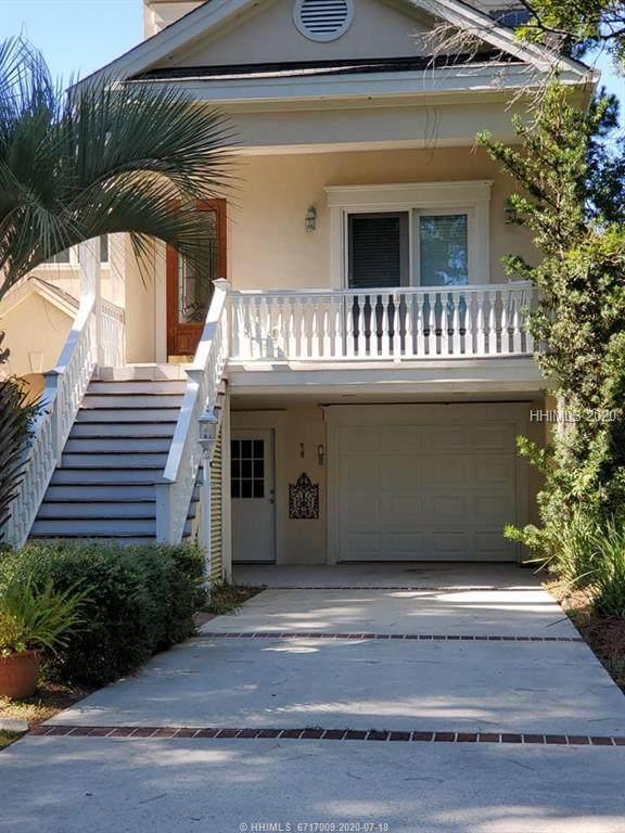 18 Quartermaster Lane, Hilton Head Island, SC 29928 (MLS #401908) :: Judy Flanagan