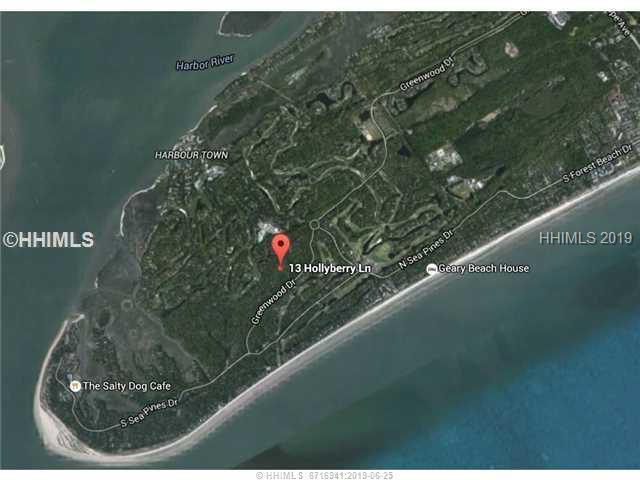 13 Hollyberry Lane, Hilton Head Island, SC 29928 (MLS #342061) :: The Coastal Living Team