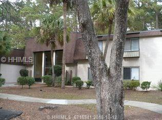 101 Woodhaven Drive #105, Hilton Head Island, SC 29928 (MLS #375634) :: The Alliance Group Realty