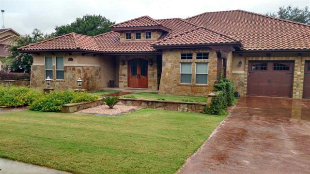 178 Sleepy Oaks, Kingsland, TX 78639 (#140568) :: The ZinaSells Group