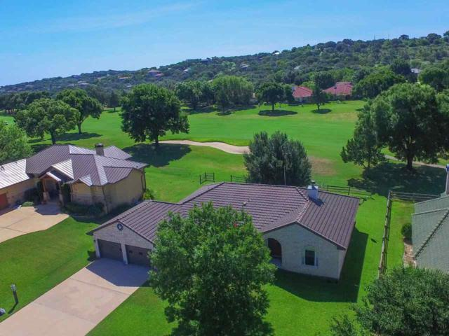 1407 Far West, Horseshoe Bay, TX 78657 (#141139) :: The ZinaSells Group