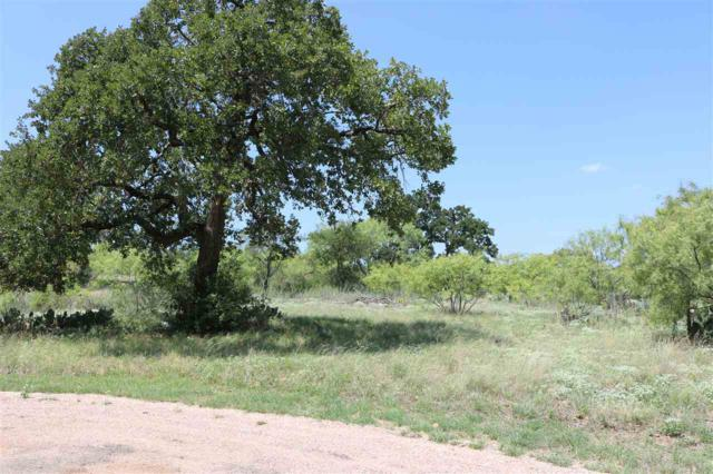 Lot 65 Lazy Oaks Drive, Kingsland, TX 78639 (#141179) :: The ZinaSells Group