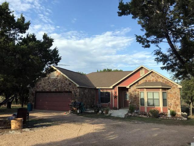 155 Cherry Ridge, Burnet, TX 78611 (#141797) :: The ZinaSells Group