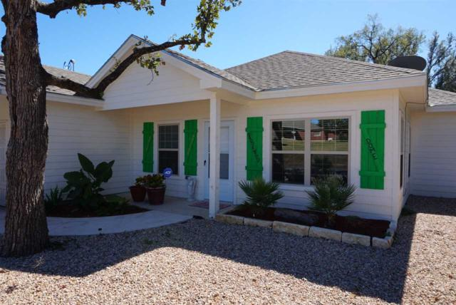 640 Brookwood Drive, Kingsland, TX 78639 (#141831) :: The ZinaSells Group