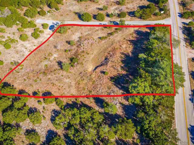 Lot 3 Ro Drive, Spicewood, TX 78669 (#141850) :: The ZinaSells Group