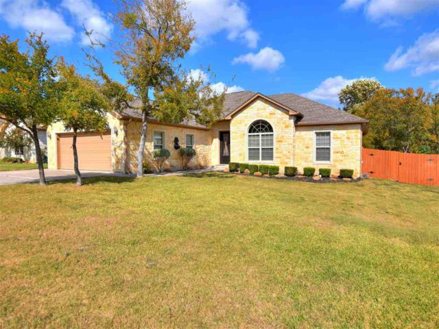 505 Woodland Park Drive, Marble Falls, TX 78654 (#142089) :: The ZinaSells Group