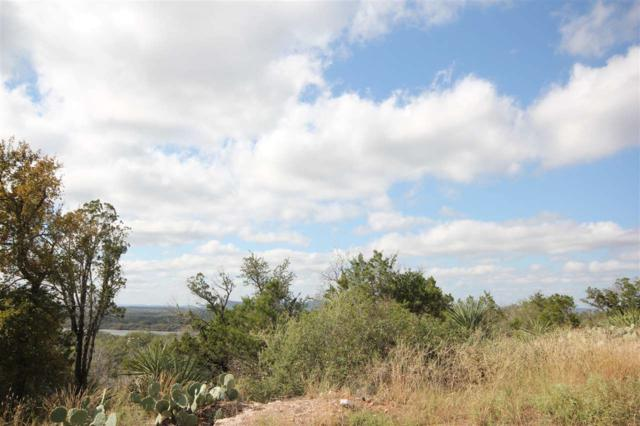 Lot 61 War Bonnet Ridge, Kingsland, TX 78639 (#142440) :: The ZinaSells Group