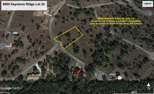0000 Keystone Ridge, Buchanan Dam, TX 78609 (#142911) :: The ZinaSells Group