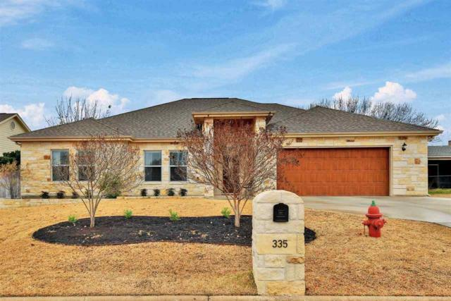 335 Firestone Dr, Meadowlakes, TX 78654 (#143024) :: The ZinaSells Group