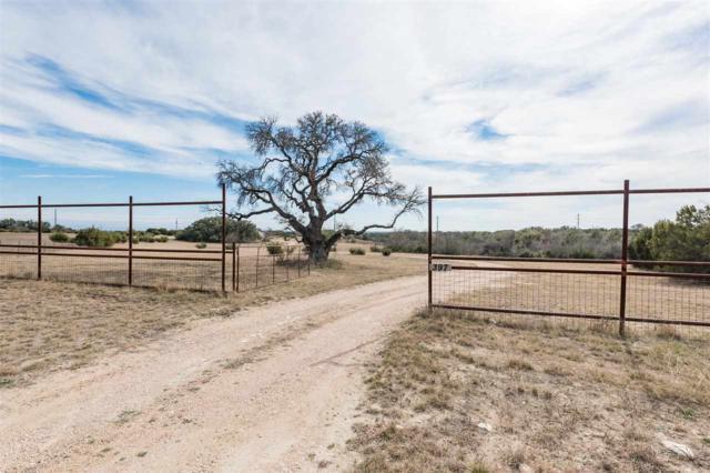 397 Pr 3072 (130 Acres), Lampasas, TX 76550 (#143104) :: The ZinaSells Group