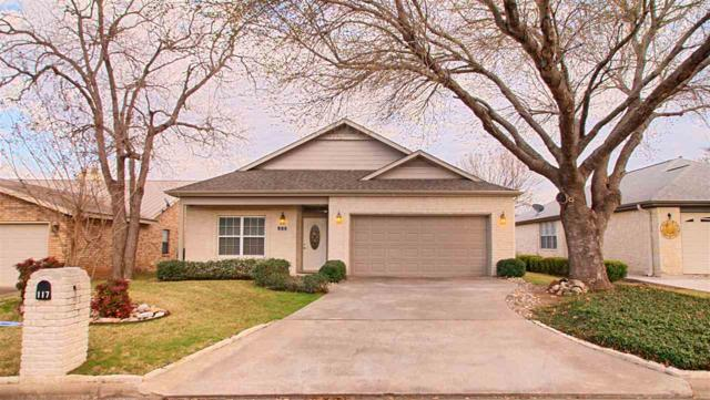 117 Firestone Place, Meadowlakes, TX 78654 (#143159) :: The ZinaSells Group