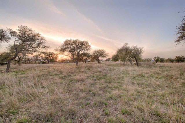 Lot 22 Lookout Mountain Drive, Kingsland, TX 78639 (#143394) :: The ZinaSells Group