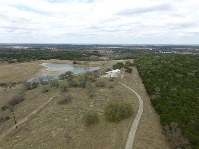 1560 County Road 287, Liberty Hill, TX 78642 (#143425) :: The ZinaSells Group