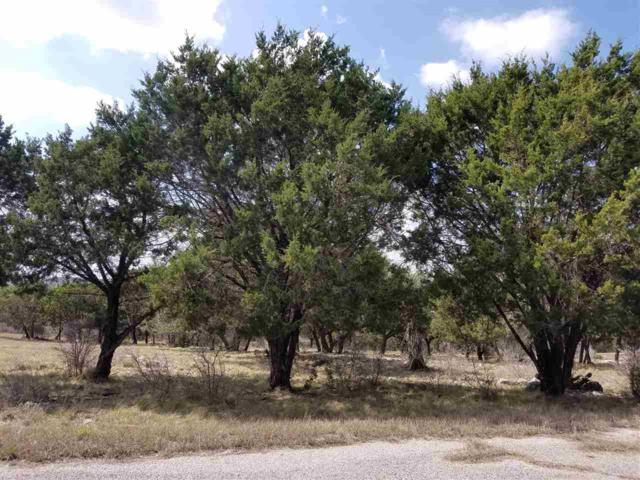 0 Deer Run, Horseshoe Bay, TX 78657 (#143485) :: The ZinaSells Group