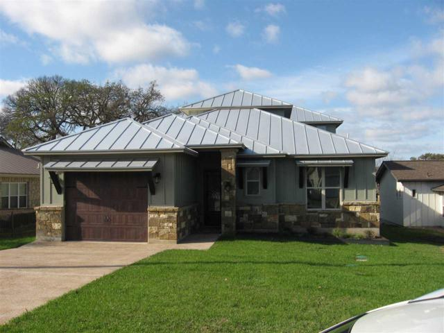 532 Pecan Creek Dr, Horseshoe Bay, TX 78657 (#143500) :: The ZinaSells Group
