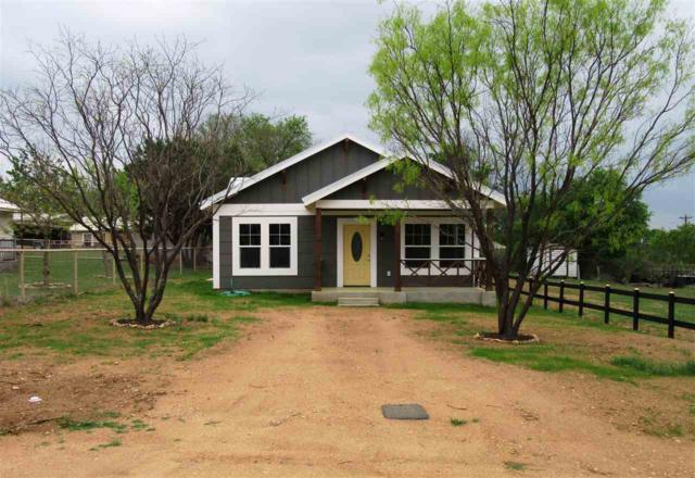 702 College W, Llano, TX 78643 (#143630) :: The ZinaSells Group