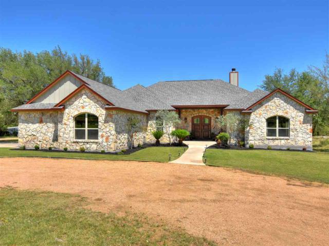 801 Twisted Oak Drive, Horseshoe Bay, TX 78657 (#144128) :: The ZinaSells Group