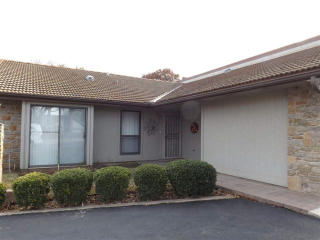 100 Bay Pointe Drive, #20, Horseshoe Bay, TX 78657 (#144244) :: The ZinaSells Group