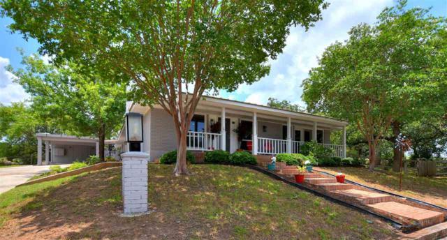 105 Boot Hill Road, Horseshoe Bay, TX 78657 (#144252) :: The ZinaSells Group