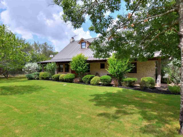 3702 Morman Mill Road, Marble Falls, TX 78654 (#144686) :: The ZinaSells Group