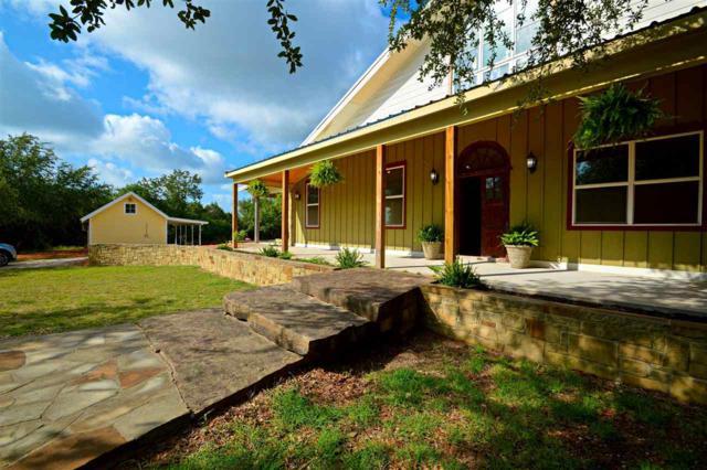 2701 County Road 1045, Lampasas, TX 76550 (#144926) :: The ZinaSells Group