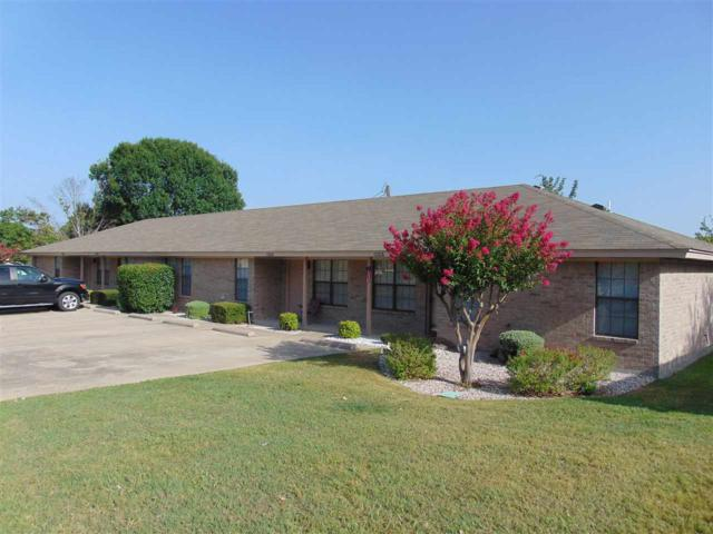 1002 Lewis, Burnet, TX 78611 (#144932) :: The ZinaSells Group