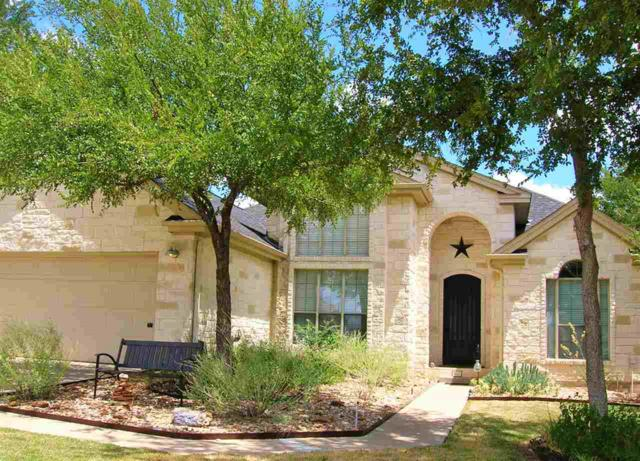 401 Woodland Park Dr., Marble Falls, TX 78654 (#145163) :: The ZinaSells Group