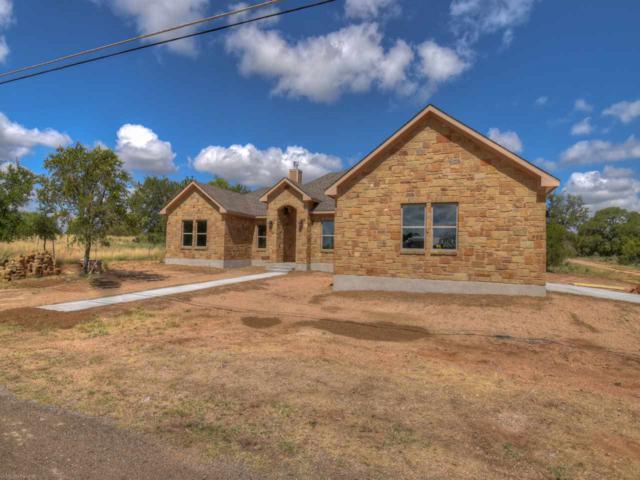 900 Castlehills Drive S, Granite Shoals, TX 78654 (#145164) :: The ZinaSells Group