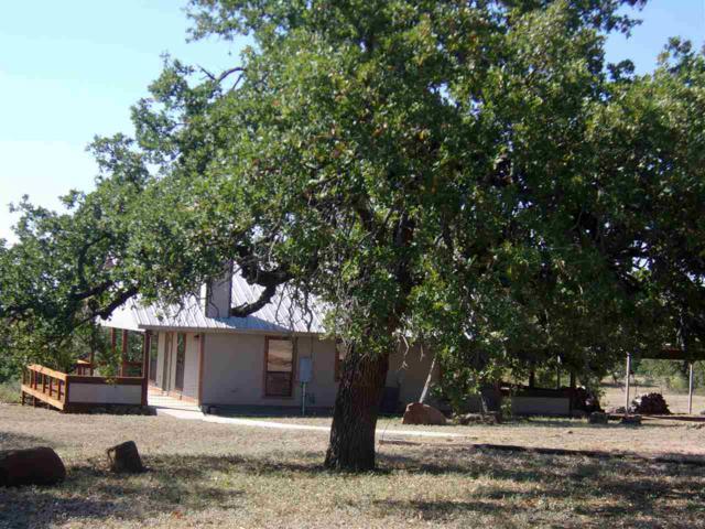 131 Horse Mtn Trail, Llano, TX 78643 (#145186) :: The ZinaSells Group
