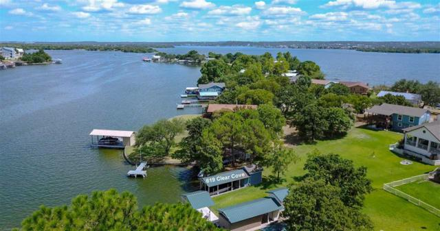 619 Clear Cove Dr, Granite Shoals, TX 78654 (#145207) :: The ZinaSells Group