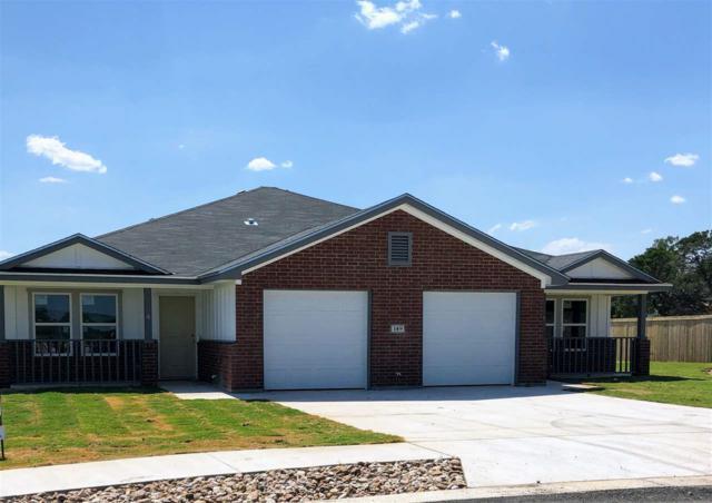 149 A Ellis Court, Burnet, TX 78611 (#145210) :: The ZinaSells Group