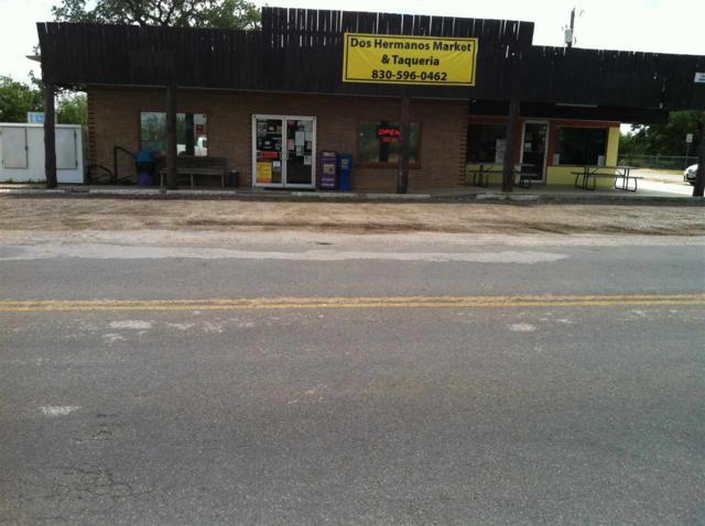 1404 Phillips Ranch Road N, Granite Shoals, TX 78654 (#145231) :: The ZinaSells Group
