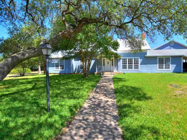 306 Post Oak Street E, Burnet, TX 78611 (#145243) :: The ZinaSells Group
