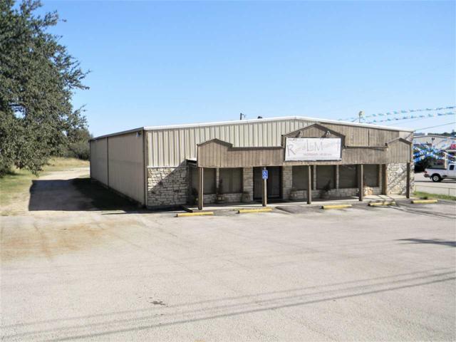 3409 Hwy 281 North, Marble Falls, TX 78654 (#145245) :: The ZinaSells Group