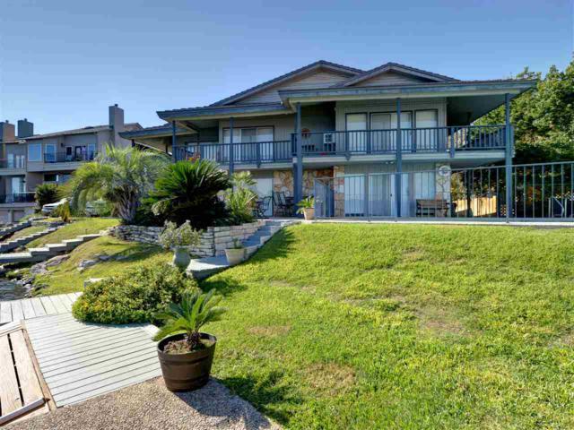 104 Cove East #202, Horseshoe Bay, TX 78657 (#145247) :: The ZinaSells Group