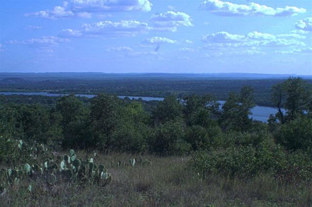Lot 19 Lookout Mountain, Kingsland, TX 78639 (#145282) :: The ZinaSells Group