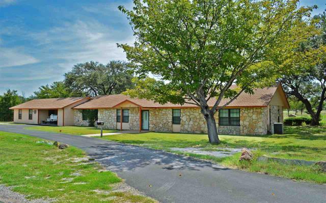 306 Texas Avenue, Kingsland, TX 78639 (#145349) :: The ZinaSells Group