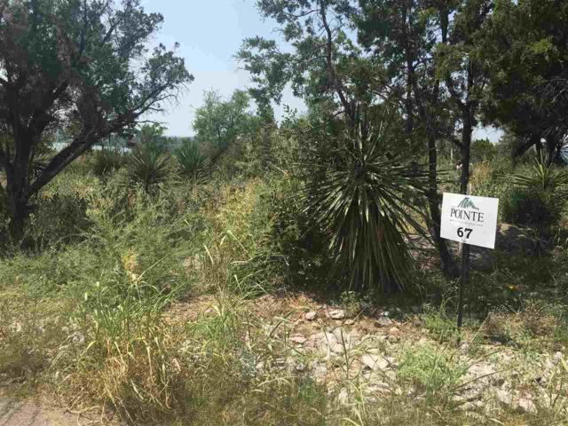 Lot 67 War Bonnet Ridge, Kingsland, TX 78639 (#145370) :: The ZinaSells Group