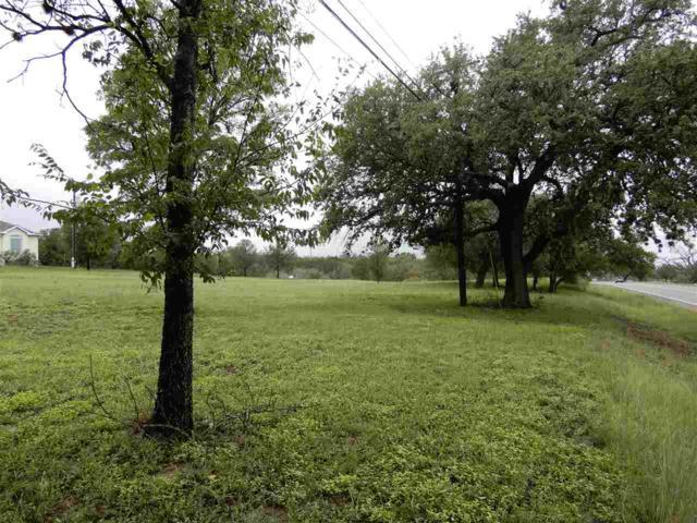 Lots 7 & 8 Taylor Dr, Marble Falls, TX 78657 (#145561) :: The ZinaSells Group