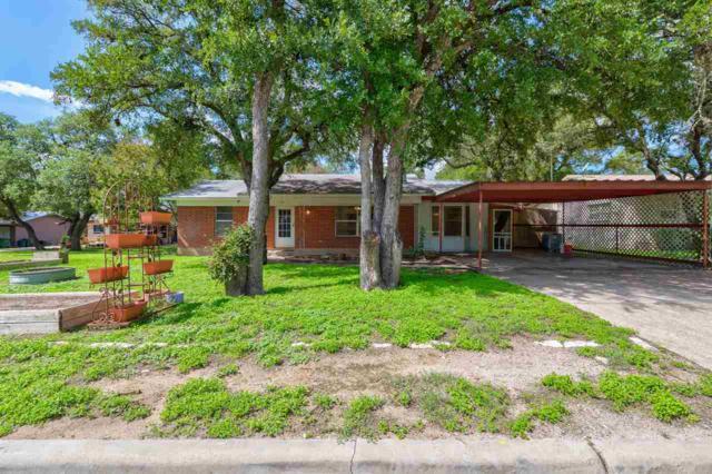 1304 Oak St, Burnet, TX 78611 (#145592) :: The ZinaSells Group